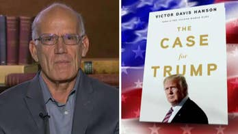 Victor Davis Hanson: Public hearings didn't work to garner support for impeachment