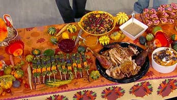 Chef Rob Del Balzo gives modern makeover to Thanksgiving classics