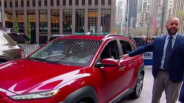Kelley Blue Book unveils it's 'best buy' car awards on FOX Square
