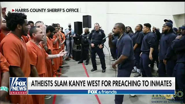Lawrence Jones discusses recent atheist attacks on Kanye West