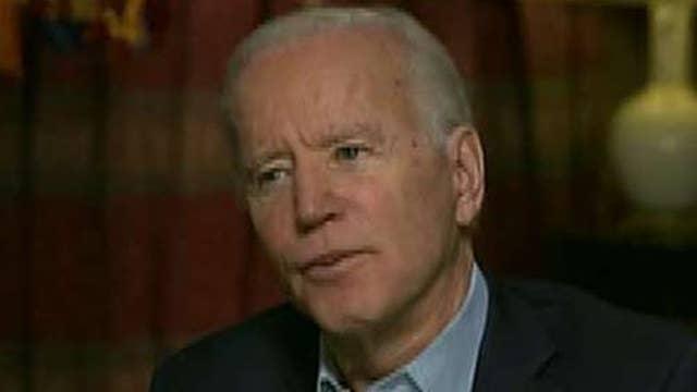 Joe Biden says he's 'embarrassed' by Sen. Lindsey Graham's request for Ukraine documents