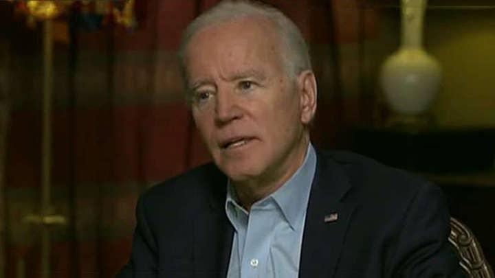 Biden slams Graham over request for docs on son
