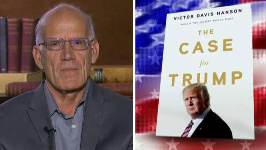 Victor Davis Hanson: Public hearings didn't work to garner support for impeachment