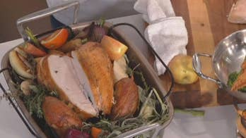 Turkey tips and stuffing secrets for your Thanksgiving dinner