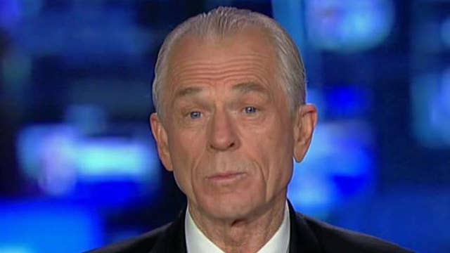 Peter Navarro breaks down the opportunity costs of impeachment