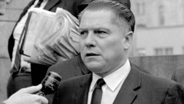 Eric Shawn: The FBI was 'wrong' about Jimmy Hoffa