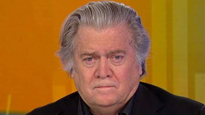 Bannon: Pelosi is risking her speaker position by pushing for impeachment