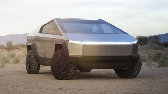 Musk says the Tesla Cybertruck has been shrunk, can float