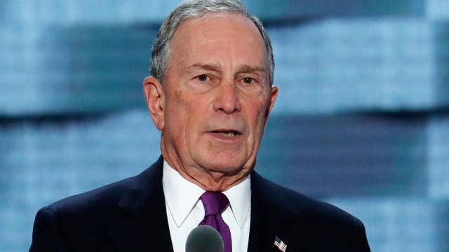 Does Bloomberg stand a chance so late in the 2020 presidential race?