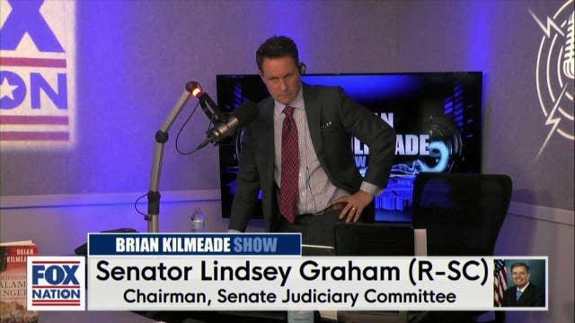 Senator Lindsey Graham On The Brian Kilmeade Show 11-25-19