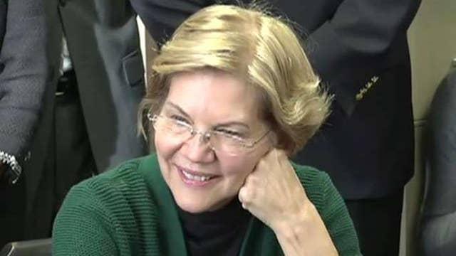 Brian Kilmeade on Elizabeth Warren's latest campaign controversy