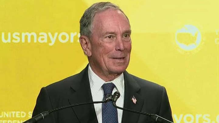 Michael Bloomberg announces 2020 presidential bid with $31 million ad blitz