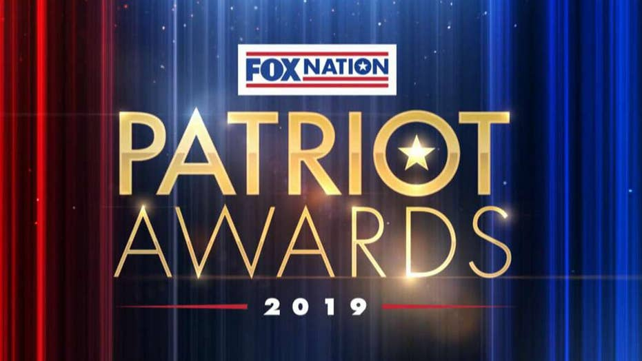 Fox Nation to present second annual Patriot Awards to honor American heroes