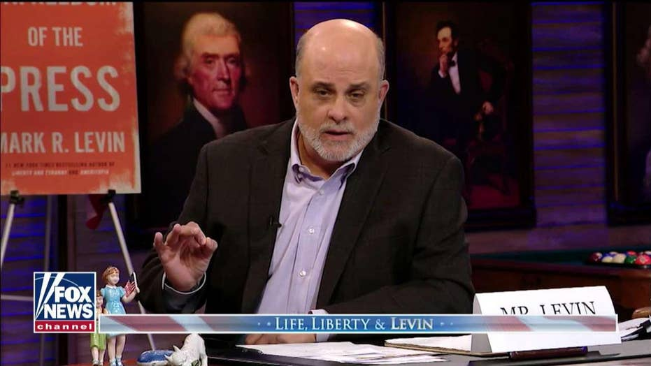 Mark Levin: Why Democrats' definition of an impeachable offense is a 'lie'