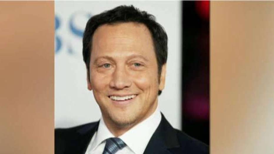 Rob Schneider stands up for free speech, slams 'totalitarian crap'