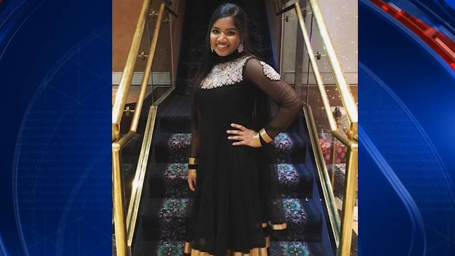 University of Illinois at Chicago student found strangled in her car