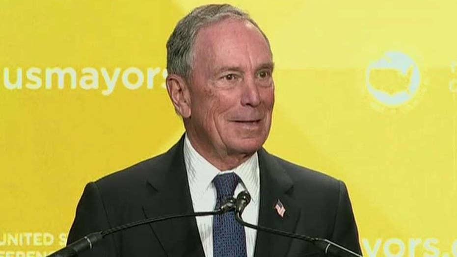 Michael Bloomberg announces 2020 presidential bid with $31 million ad blitz