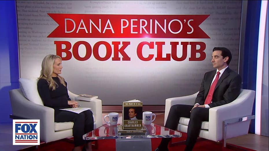 Dana Perino: How Charles Krauthammer comforted me when my dog died