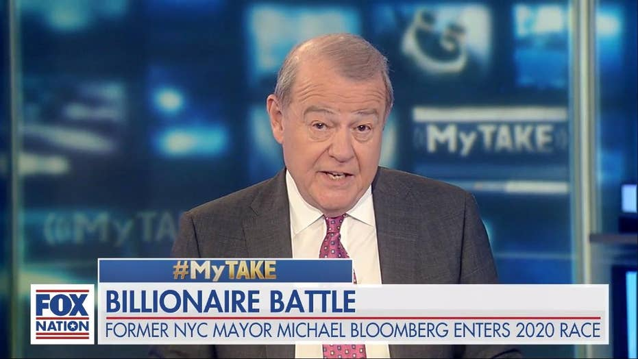 Varney: Bloomberg took a 'buzz saw to the Democratic party and split it down the middle'
