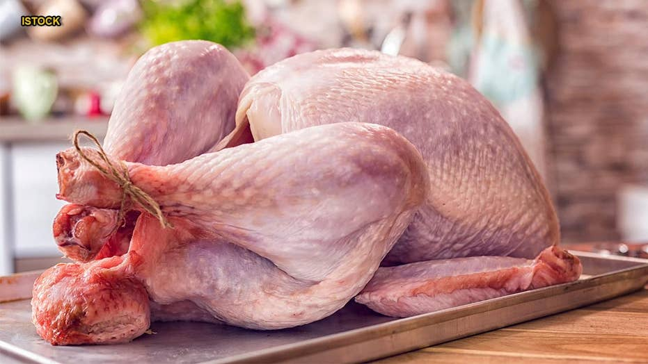 Do not wash raw Thanksgiving turkey before cooking: USDA