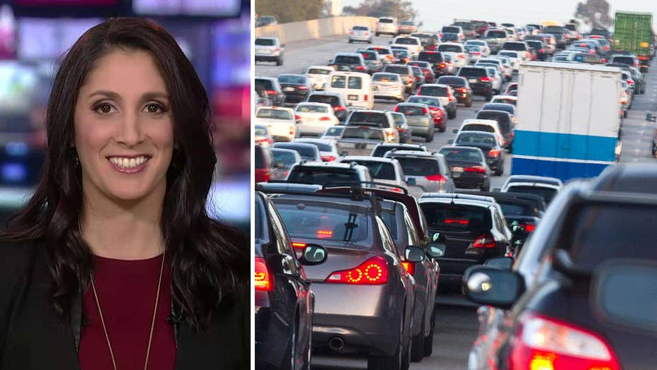 Thanksgiving travel tips: How to avoid the worst traffic this holiday season