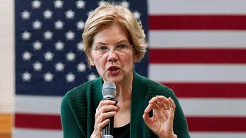 Warren in polling free fall as 'Medicare-for-all' comes under fire