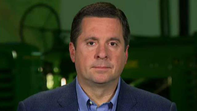 Nunes: CNN, Daily Beast are going to run for cover