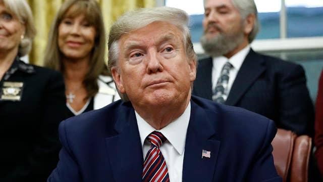 CNN guest equates President Trump to a 'cult leader'