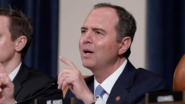 Schiff's panel preparing impeachment report