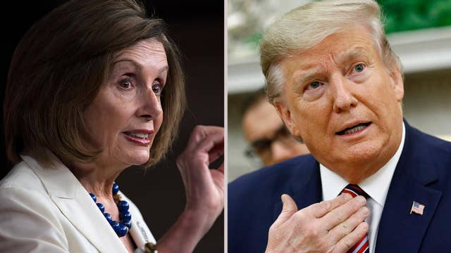 Democrats call out Trump for lack of progress on border wall