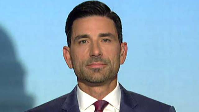 Chad Wolf gives first TV interview as acting DHS chief on 'Fox & Friends'