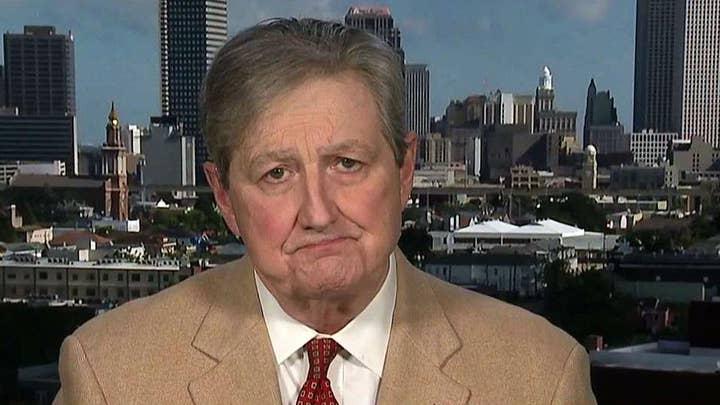 Sen. Kennedy reacts to McGahn subpoena, clarifies Ukraine election meddling comments