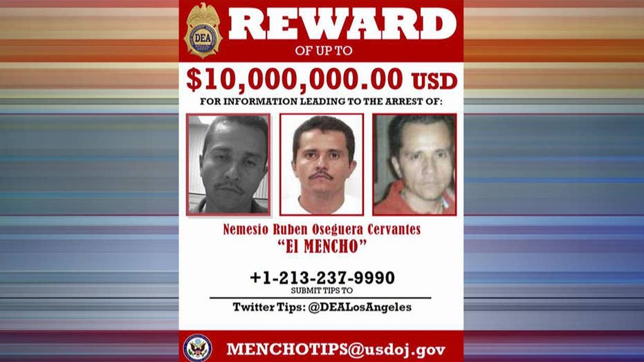 Small-town Mexican drug lord 'El Mencho' infiltrates small town America