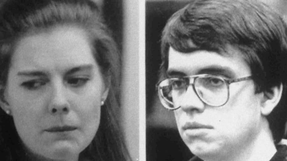 Son of German diplomat, girlfriend paroled 34 years after her parents were murdered in DC home