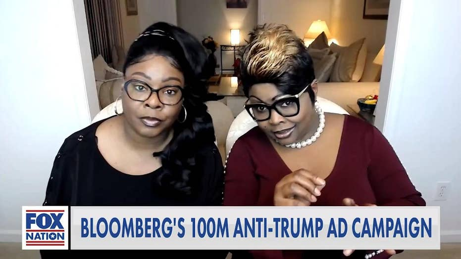 Diamond and Silk respond to Bloomberg's apology to black New Yorkers: 'He is nothing but a fake and a phony'