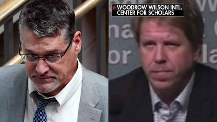 MSNBC hosts fawn over Fusion GPS founders and their book 'Crime in Progress'