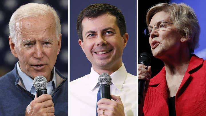Joe Biden rebounds, Pete Buttigieg knocks Elizabeth Warren to third in new poll