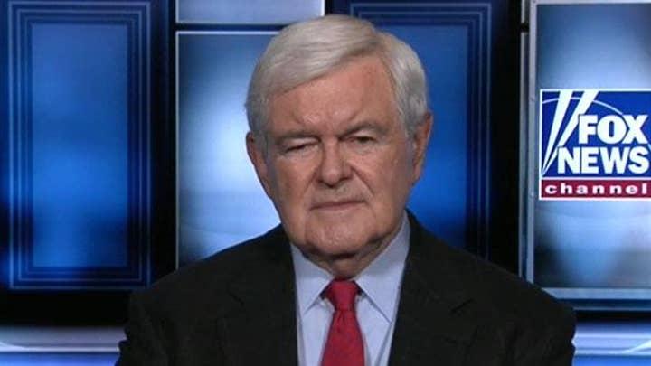 Newt's impeachment advice for Republicans