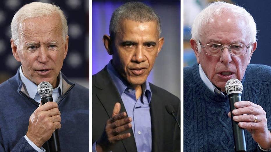 Obama refuses to endorse Joe Biden or Bernie Sanders