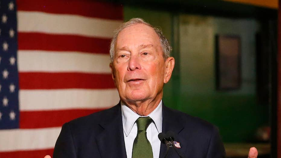 Bloomberg campaign chief says Trump is currently on the path to a 2020 victory