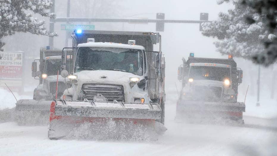 Powerful coast-to-coast storms threaten Thanksgiving travel