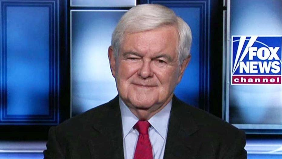 Gingrich: Desperate Nadler will finally get moment to shine with next round of impeachment hearings