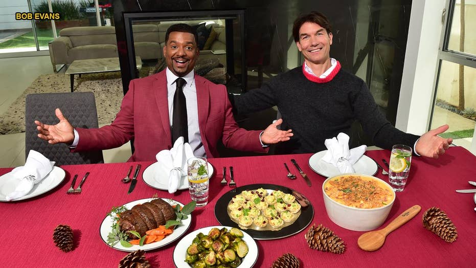 Alfonso Ribeiro and Jerry O'Connell reveal their families' craziest Thanksgiving moments