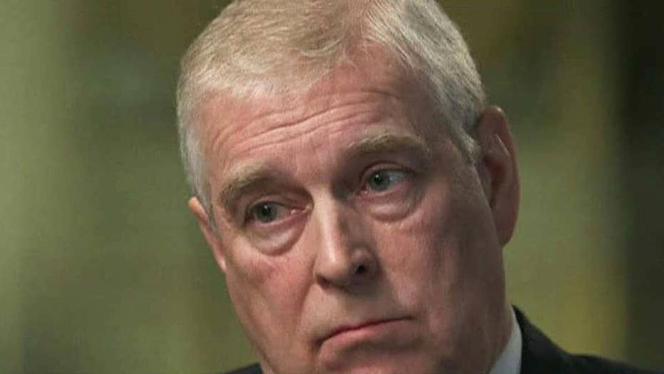 Prince Andrew faces new fallout over Jeffrey Epstein scandal