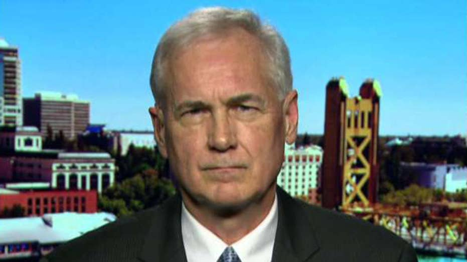 McClintock: Voters who bring up impeachment are mostly frustrated Republicans