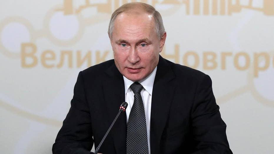 Expert warns Russia, Vladimir Putin benefit from impeachment saga in Washington