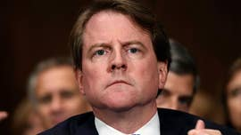 Andrew McCarthy: Court ruling on ex-WH Counsel McGahn subpoena fails to decide key issue