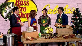 Bass Pro Shops and Cabela's teaches you the easiest way to cook a turkey