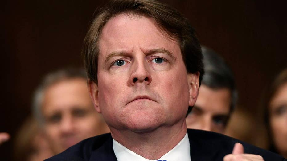 Appeals court stays McGahn subpoena as judiciary impeachment hearings set to begin