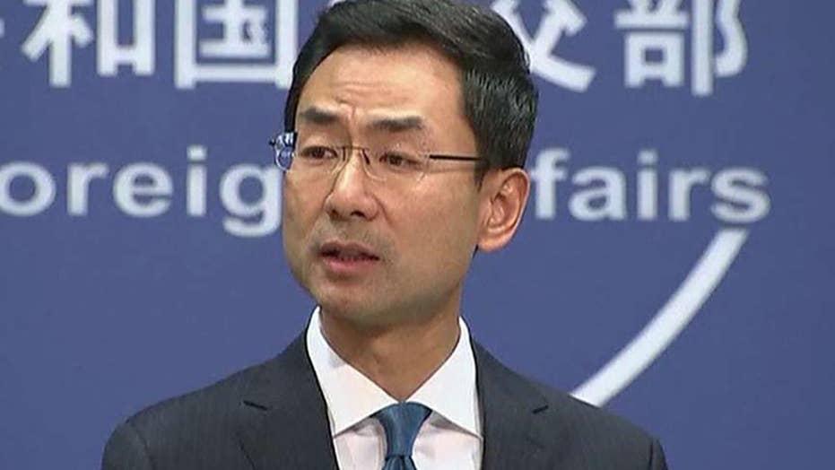 China lashes out after Trump signs Hong Kong bill